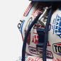 Рюкзак Tommy Jeans Heritage Flap Print Logo Print/White фото - 4