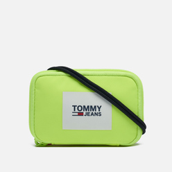 Сумка Tommy Jeans Urban Hanging Pouch Hyper Yellow
