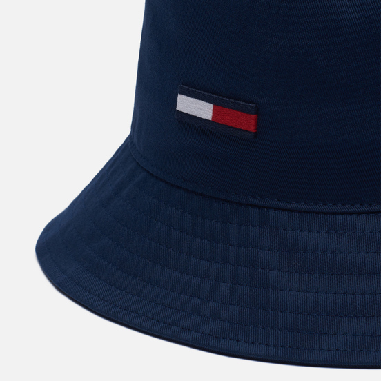 Панама Tommy Jeans Flag Twilight Navy