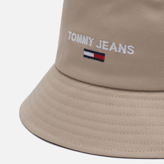 Панама Tommy Jeans Sport Soft Beige
