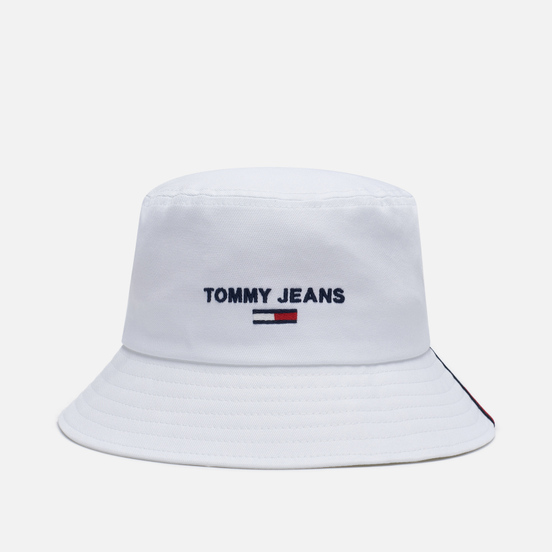 Панама Tommy Jeans Sport White