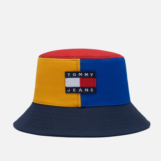 Панама Tommy Jeans Flag Badge Colour-Blocked Color Block