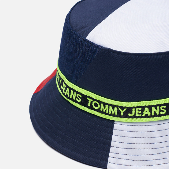 Панама Tommy Jeans Logo Tape Colour Block