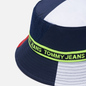 Панама Tommy Jeans Logo Tape Colour Block фото - 2