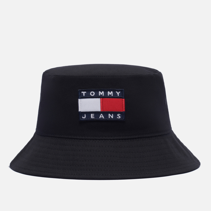 Панама Tommy Jeans Badge Reversible