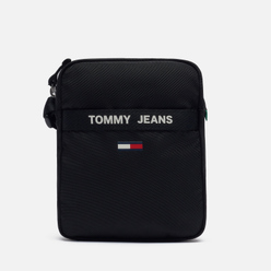 Сумка Tommy Jeans Essential Reporter Black
