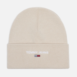 Шапка Tommy Jeans Sport Smooth Stone