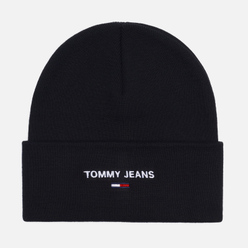 Шапка Tommy Jeans Sport Black
