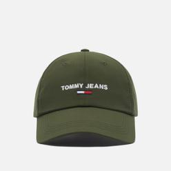 Кепка Tommy Jeans Seasonal Sport Dark Olive