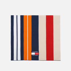 Шарф Tommy Jeans Heritage Colorblock Color Block