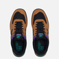 Мужские кроссовки New Balance AM574MUP Brown/Black/Black фото - 1