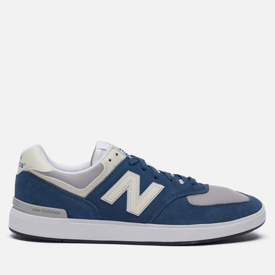 Мужские кроссовки New Balance AM574PHA Navy/Grey/White