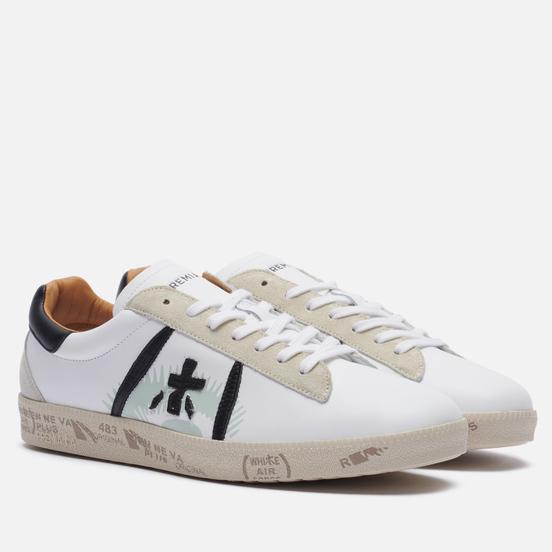 Мужские кроссовки Premiata Andy 5421 White