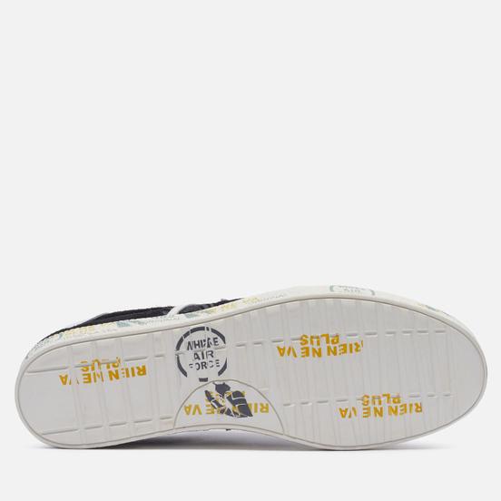 Мужские кроссовки Premiata Andy 5482 Black