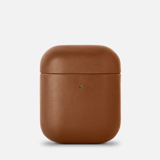 Чехол Native Union Leather AirPods Brown