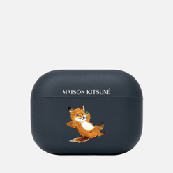 Чехол Native Union x Maison Kitsune Chillax Fox AirPods Pro Blue