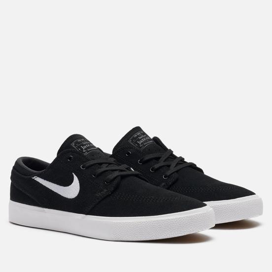 Кроссовки Nike SB Zoom Stefan Janoski Rm Black/White/Thunder Grey/Gum Light Brown