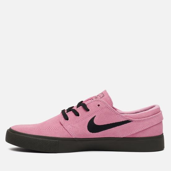Кроссовки Nike SB Zoom Stefan Janoski Rm Pink Rise/Black/Pink Rise/Newsprint