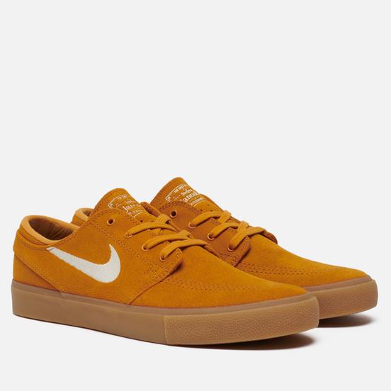 Мужские кроссовки Nike SB Zoom Stefan Janoski Rm Chutney/Sail/Chutney/Gum Light Brown