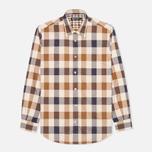 Мужская рубашка Aquascutum Scaled Check Vicuna фото- 0