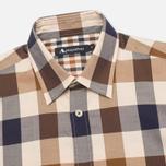 Мужская рубашка Aquascutum Scaled Check Vicuna фото- 1