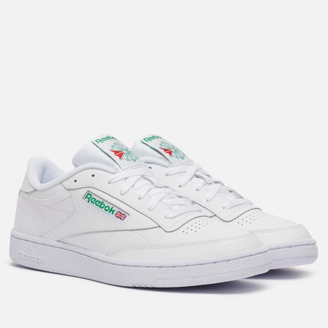 Мужские кроссовки Reebok Club C 85 walking shoes reebok club c 85 bs6786 sneakers for female tmallfs