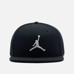 Кепка Jordan Pro Jumpman Black/Black/Black/White