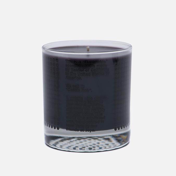 Ароматическая свеча Baxter of California Cassis Noir