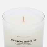 Ароматическая свеча Baxter of California White Wood 2 фото- 2