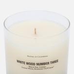 Ароматическая свеча Baxter of California White Wood 3 фото- 2