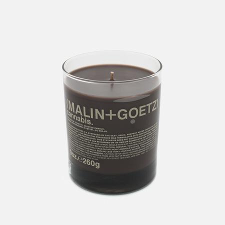 Ароматическая свеча Malin+Goetz Cannabis 260g