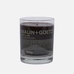 Ароматическая свеча Malin+Goetz Dark Rum 260g фото- 0