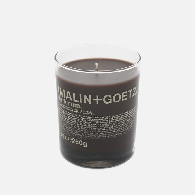 Malin+Goetz Dark Rum Scented Candle 260g