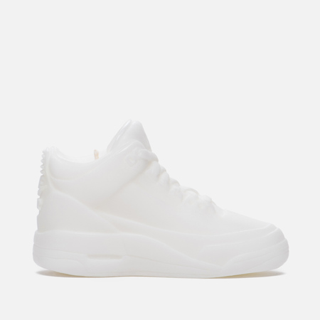 Ароматическая свеча What The Shape Air Jordan III White