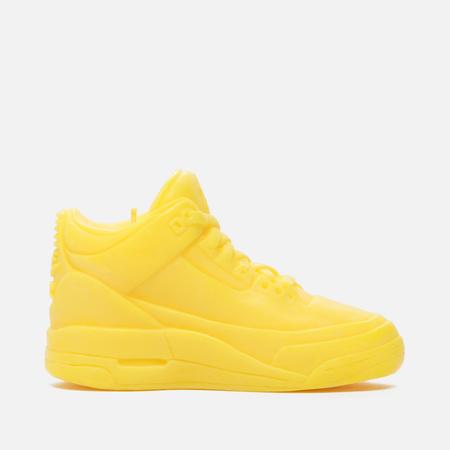 Ароматическая свеча What The Shape Air Jordan III Yellow