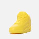 Ароматическая свеча What The Shape Air Jordan III Yellow фото- 2