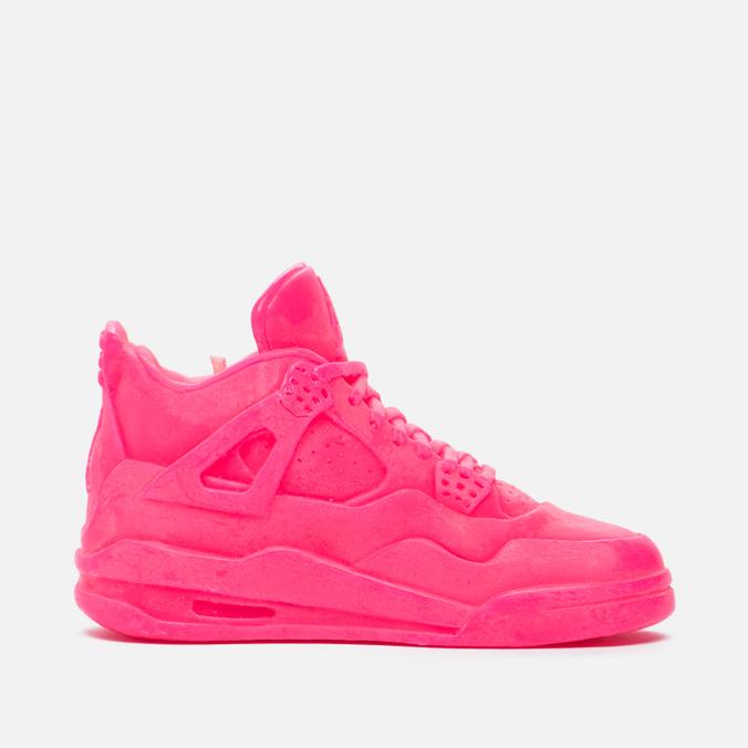 Ароматическая свеча What The Shape Air Jordan IV Pink