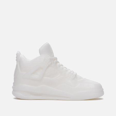 Ароматическая свеча What The Shape Air Jordan IV White