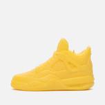 Ароматическая свеча What The Shape Air Jordan IV Yellow фото- 1