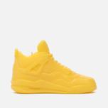 Ароматическая свеча What The Shape Air Jordan IV Yellow фото- 0