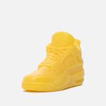 Ароматическая свеча What The Shape Air Jordan IV Yellow фото- 2