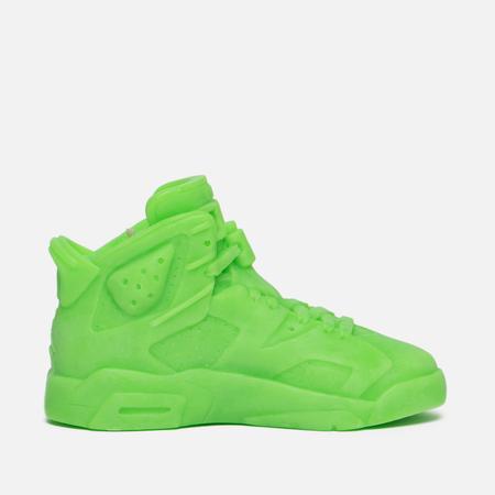 Ароматическая свеча What The Shape Air Jordan VI Green