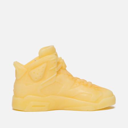 Ароматическая свеча What The Shape Air Jordan VI Yellow