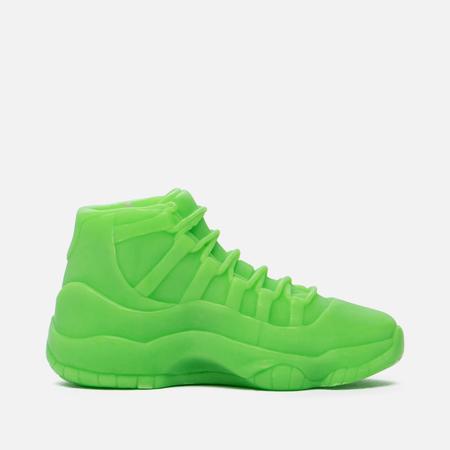 Ароматическая свеча What The Shape Air Jordan XI Green