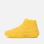 Ароматическая свеча What The Shape Air Jordan XI Yellow фото- 1