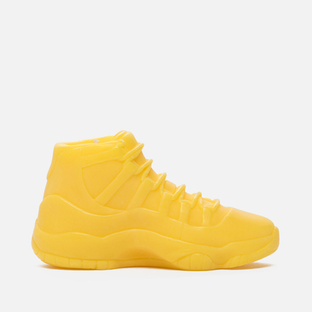 Ароматическая свеча What The Shape Air Jordan XI Yellow