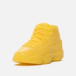 Ароматическая свеча What The Shape Air Jordan XI Yellow фото- 2