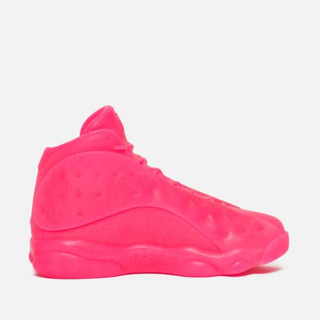 Ароматическая свеча What The Shape Air Jordan XIII Pink