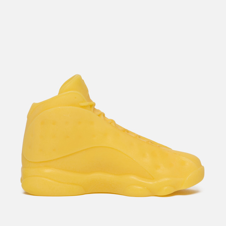 Ароматическая свеча What The Shape Air Jordan XIII Yellow
