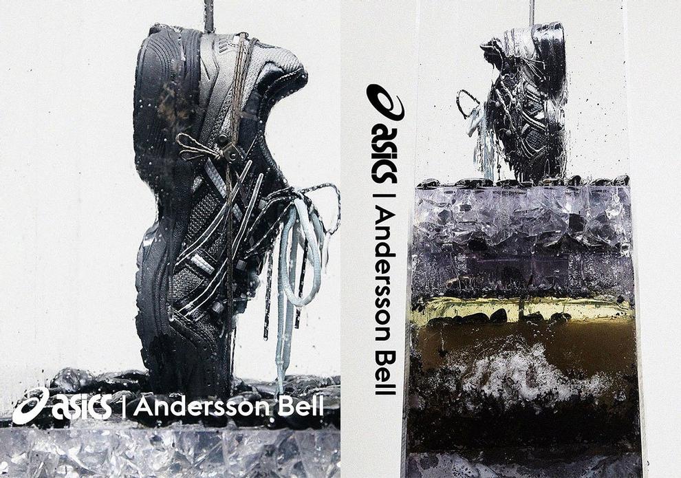 ASICS x Andersson Bell: хайкинг по-корейски